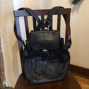 Unisex Coach Vintage Backpack